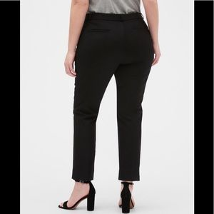 Banana Republic Side Zip Sloan pant